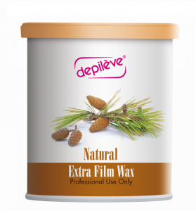 Depileve Natural Film Wax 800 G