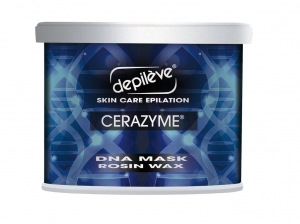 Depileve Wosk film wax Cerazyme DNA Mask rosin 400g