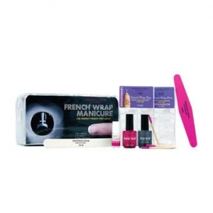 Dashing Diva Zestaw FRENCH WRAP MANICURE