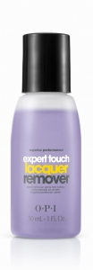 OPI Expert touch lacquer remover / Zmywacz do paznokci (30 ml)