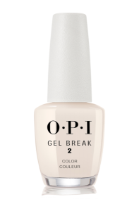 NTR05 OPI GEL BREAK COLOR - BARELY BEIGE/ Kolor systemu OPI Gel Break (Barely Beige) 15 ml