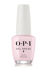 NTR03 OPI GEL BREAK COLOR - PROPERLY PINK/ Kolor systemu OPI Gel Break (Properly Pink) 15 ml