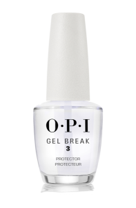 NTR02 OPI GEL BREAK PROTECTOR/ Top coat ochronny systemu OPI Gel Break 15 ml