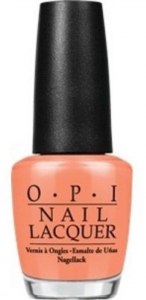 NLH68 OPI Nail Lacquer IS MAI TAI CROOKED?/ Lakier do paznokci 15 ml