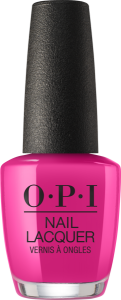 NLH59 OPI Nail Lacquer KISS ME ON MY TULIPS/ Lakier do paznokci 15 ml
