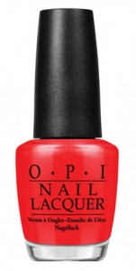 NLA16 OPI Nail Lacquer THE THRILL OF BRAZIL/ Lakier do paznokci 15 ml
