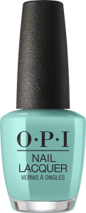 NLM84 OPI Nail Lacquer VERDE NICE TO MEET YOU/ Lakier do paznokci 15 ml