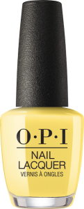 NLM85 OPI Nail Lacquer DON'T TELL A SOL/ Lakier do paznokci 15 ml