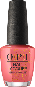NLM87 OPI Nail Lacquer MURAL MURAL ON THE WALL/ Lakier do paznokci 15 ml