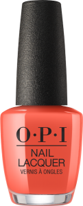 NLM89 OPI Nail Lacquer MY CHIHUAHUA DOESN'T BITE ANYMORE/ Lakier do paznokci 15 ml