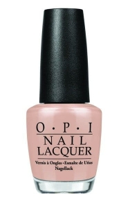 NLW57 OPI Nail Lacquer PALE TO THE CHIEF/ Lakier do paznokci 15 ml