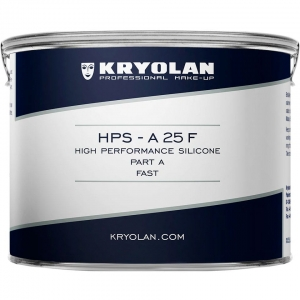 HPS - A25 F HIGH PERFORMANCE SILICONE FAST SET 1kg