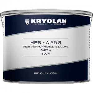 HPS - A25 S HIGH PERFORMANCE SILICONE SLOW SET 1kg