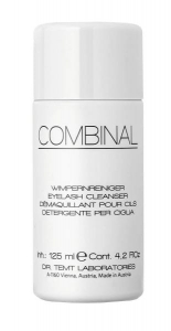 COMBINAL EYELASH CLEANSER 125ml