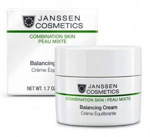 Janssen Cosmetics Balancing Cream / Krem balansujący do twarzy 50 ml