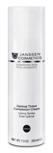 Janssen Cosmetics Optimal Tinted Complexion Cream medium / Krem z kolorantem SPF10 do twarzy 100 ml