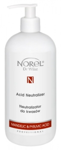 NOREL MANDELIC & PYRUVIC ACID - Neutralizator do kwasów 500 ml