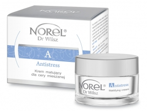 NOREL Antistress - Krem matujący 50 ml