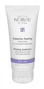 NOREL New Skin - Peeling szafirowy 200 ml