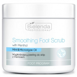 BIELENDA Peeling wygładzający do stóp z mentolem Foot Program 600 g
