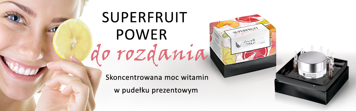 Janssen Cosmetics Superfruit Power